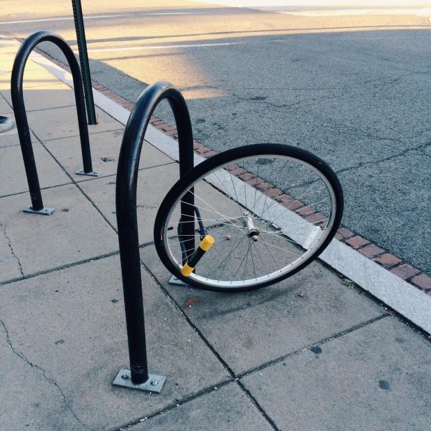 stolen bike body